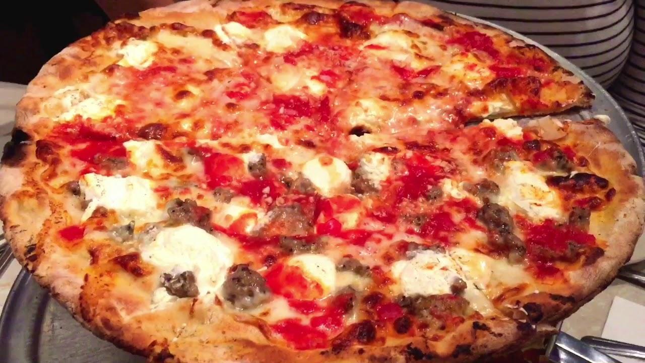 Image result for John's of Bleecker St. pizza