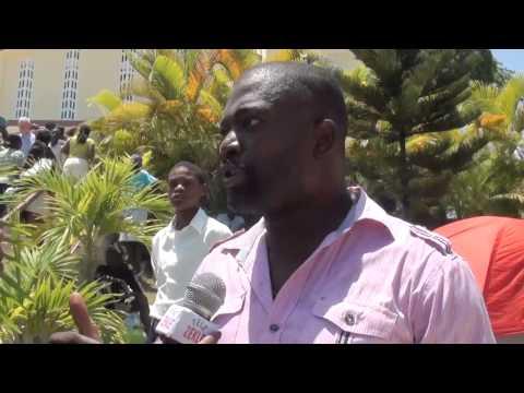 FETE DE ST ROCK A CARREFOUR HAITI 2014
