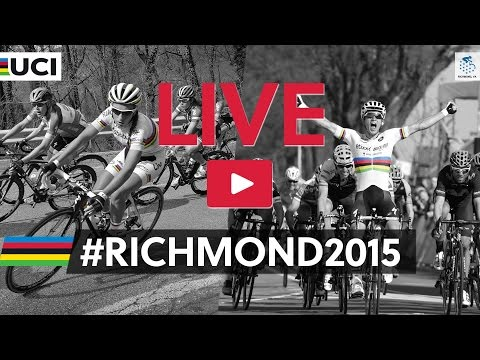 LIVE Men's Elite Road Race | 2015 Road World Championships – Richmond, USA