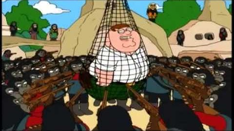 Family Guy - Best of Peter (German)