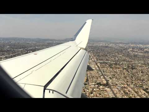 Houston To Los Angeles|American Eagle|E-175|HD
