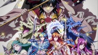 Magi : the Kingdom of Magic ED 2 - Djinn Version