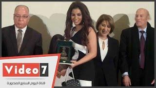 """شيرين ونسرين وأحمد الفيشاوى يحصدون جوائز """"الأفضل"""" بمهرجان جمعية الفيلم"""