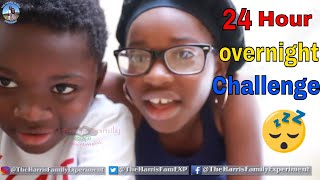 24 hours overnight challenge