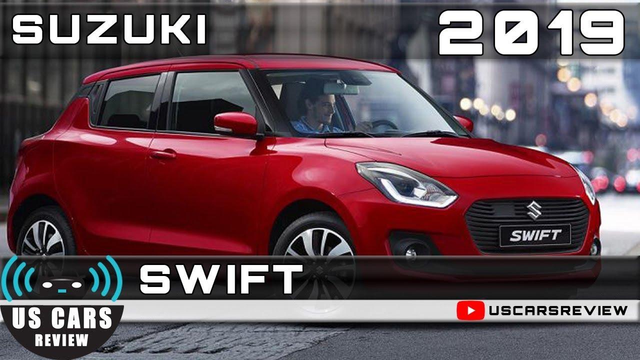 2019 SUZUKI SWIFT Review