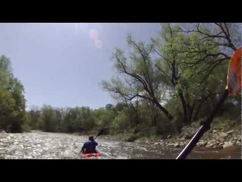 Kayaking The Credit River In Streetsville - May 2012 - ContourROAM