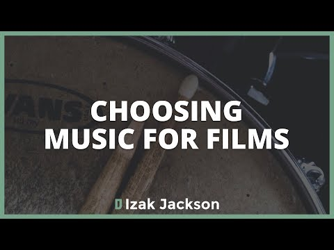PRO Tips On CHOOSING MUSIC For Your Films
