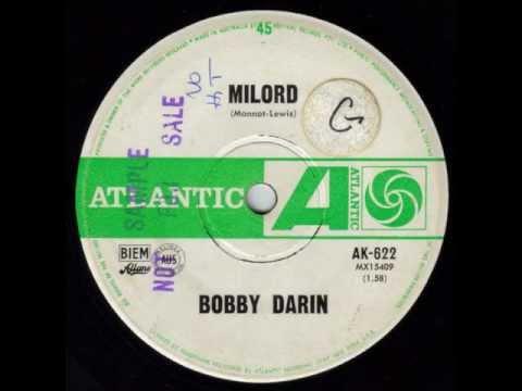Bobby Darin - Milord (Original Mono 45)