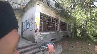 Призрачный отель Беренгария Кипр