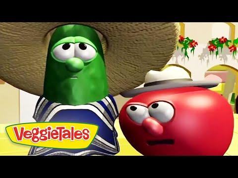 Veggie Tales | Dance of the Cucumber | Veggie Tales Silly Songs With Larry