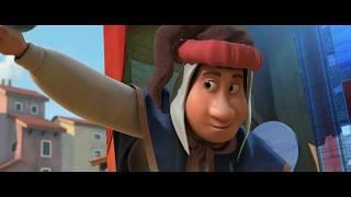 LEO DA VINCI - Mona Lisa Misioa - trailer euskera