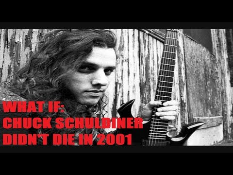 WHAT IF: Chuck Schuldiner (DEATH) Didn't Die in 2001?