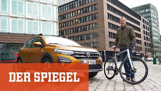Ein Auto zum Fahrradpreis: Dacia Sandero Stepway