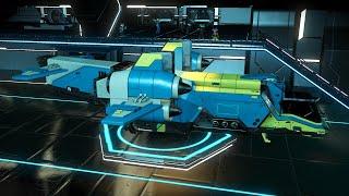 No Man's Sky - Lucent Vision BI4 A Class Ship Location