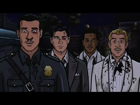 Archer dreamland jane doe archerfxx season 8 ep 3 - Archer episodes youtube ...