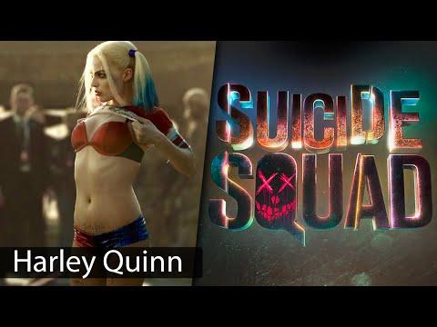 Harley quinn novia del joker origen y 10 curiosidades for Harley quinn quien es