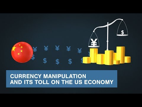 Currency Manipulation and Its Toll on the US Economy