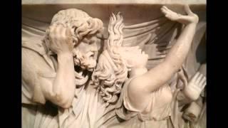 Medea Sarcophagus, 140 - 150 C.E.