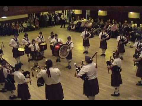 Boy's Brigade Scottish Band Contest (1st Troon Cha...