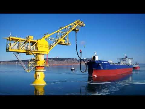 """On Board Of Oil Tanker 2 (O/T""""Victor Konetsky"""" SCF Unicom)"""