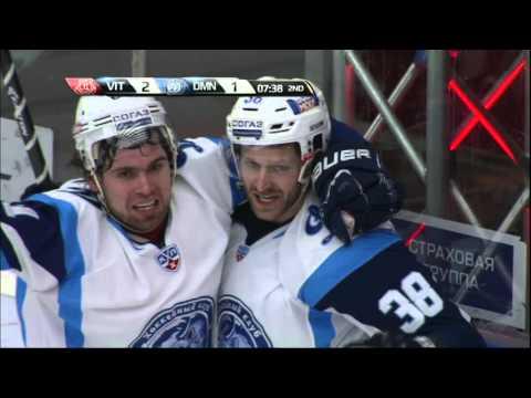 Dinamo Minsk @ Vityaz 11/22/2015 /...