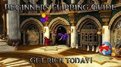 [GW2] Easiest Flipping Guide - Get Rich Today!