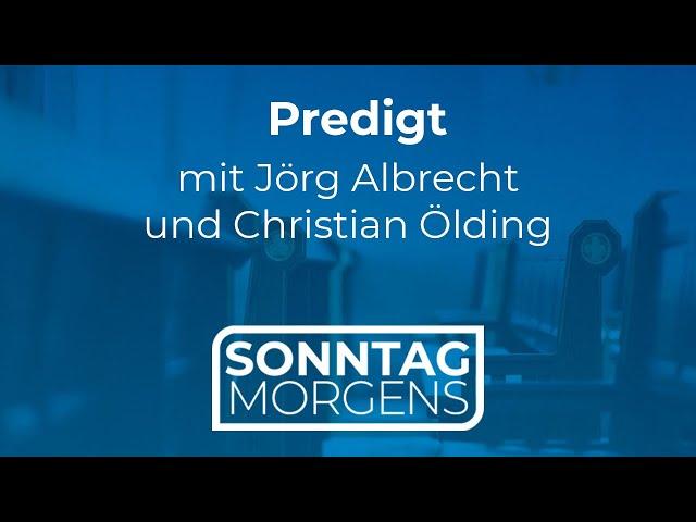 Online-Predigt gestalten