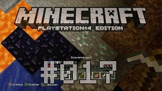 Let's Play Minecraft: PlayStation 4 Edition #017 - Diamanten! [PS4][DEUTSCH][1080p60]
