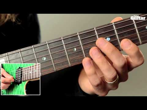 Guitar Lesson: Learn how to play Suede - Outsiders