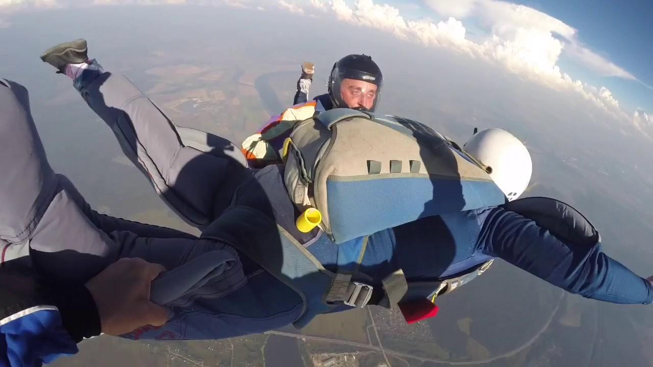 прыжок с парашютом 1 снится, что