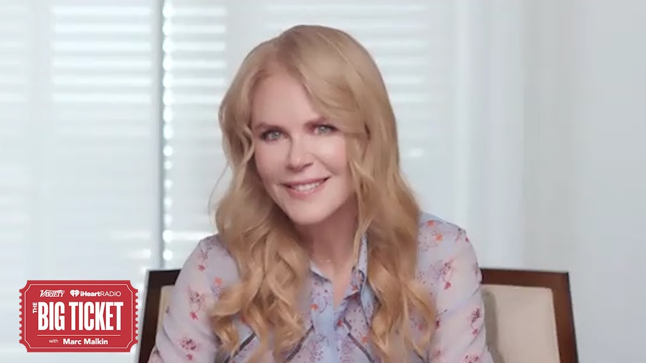 Nicole Kidman on 'The Undoing' and Playing Lucille Ball