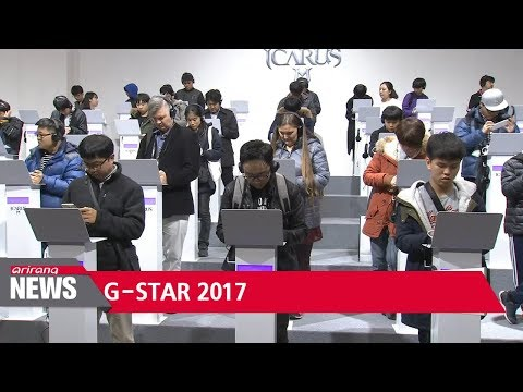 G-Star exhibition to help Korean gaming recover from 'lost decade'