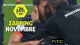 Zapping Ligue 1 - Novembre 2016/2017