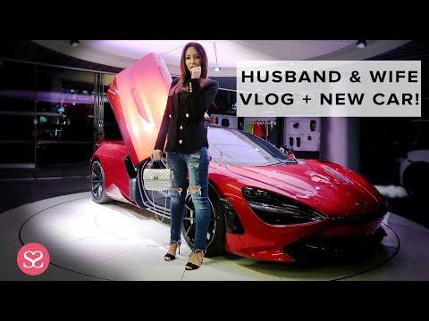 HUSBAND & WIFE SHOPPING VLOG: New McLaren 720s + Shopping the Dior Sales! | Sophie Shohet