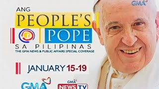 (Live) – GMA News (Pope sa Pilipinas Day 2 Coverage) Jan 16 (Full Video)