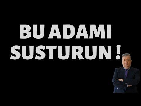 BU ADAMI SUSTURUN !! (Sabahattin Önkibar - ALTERNATİF) #haber #gündem
