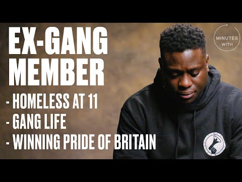 From Gang Member To Meeting Prince Charles | Minutes With | UNILAD | @LADbible TV