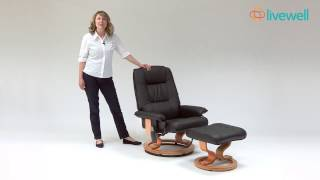 Heartwood Heat and Massage Chair