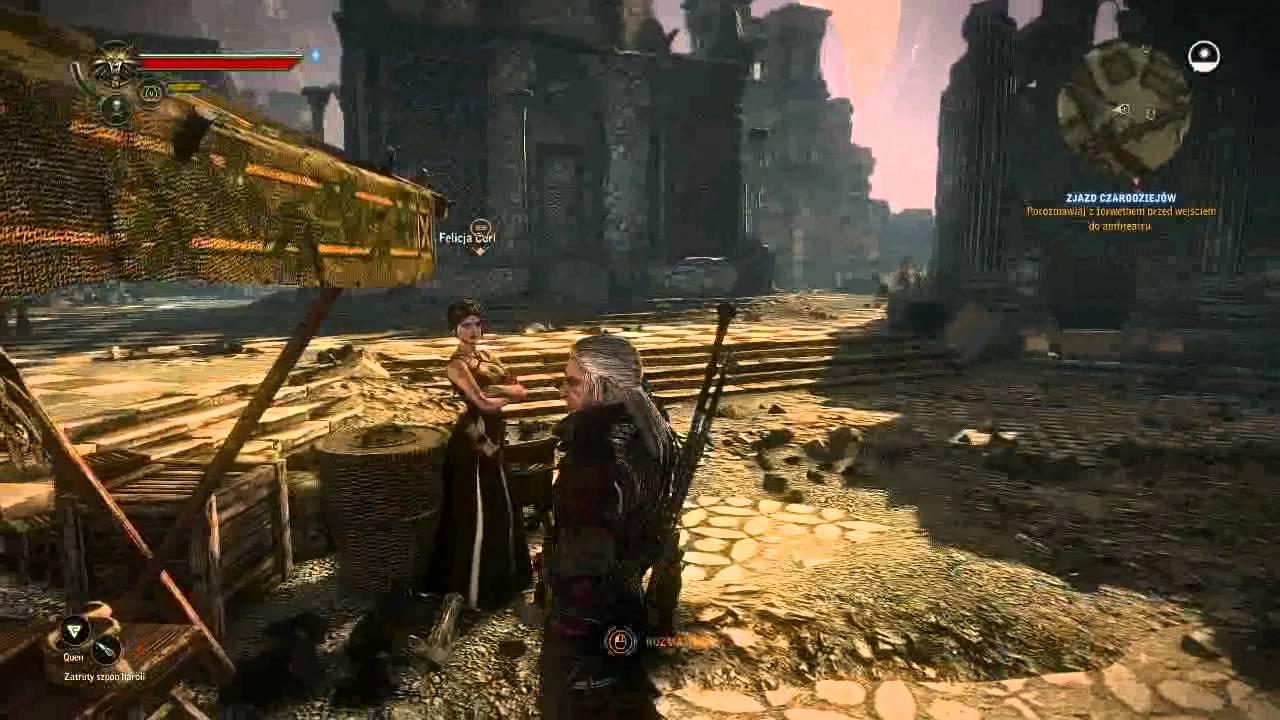 Wiedźmin 2 Zabójcy Królów Nowe Fryzury Geralta