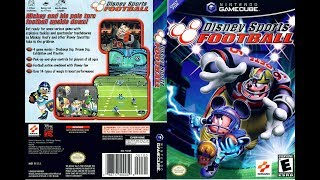 Disney Sports: Football (Nintendo GameCube)