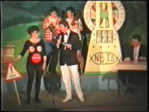Cabaret Nets  - Election de Miss Florival  - 1988
