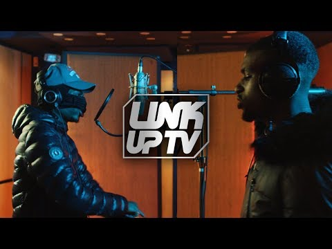 Russ & Taze - Behind Barz | Link Up TV
