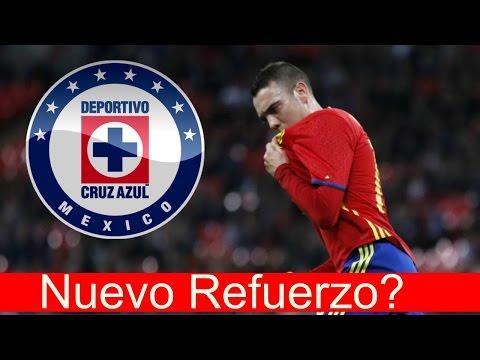 CRUZ AZUL Va Por Goleador Español MIRA QUIEN ES!