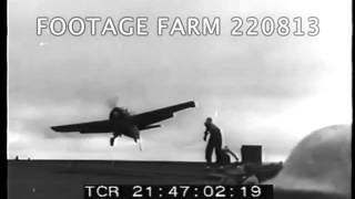 USS Yorktown in Battle of Midway - 220813-03 | Footage Farm