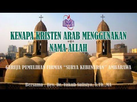 Kristen Arab