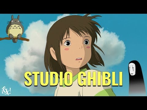 TOP 10 FILMES DO STUDIO GHIBLI