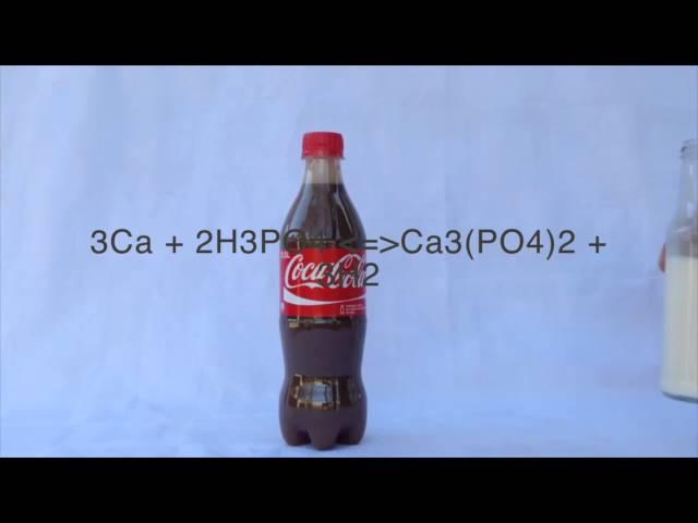 Coke experiment