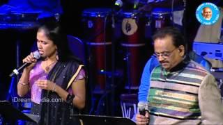 Maate Mantramu Song - Maestro Ilaiyaraaja Music Concert 2013 - Telugu - New Jersey, USA