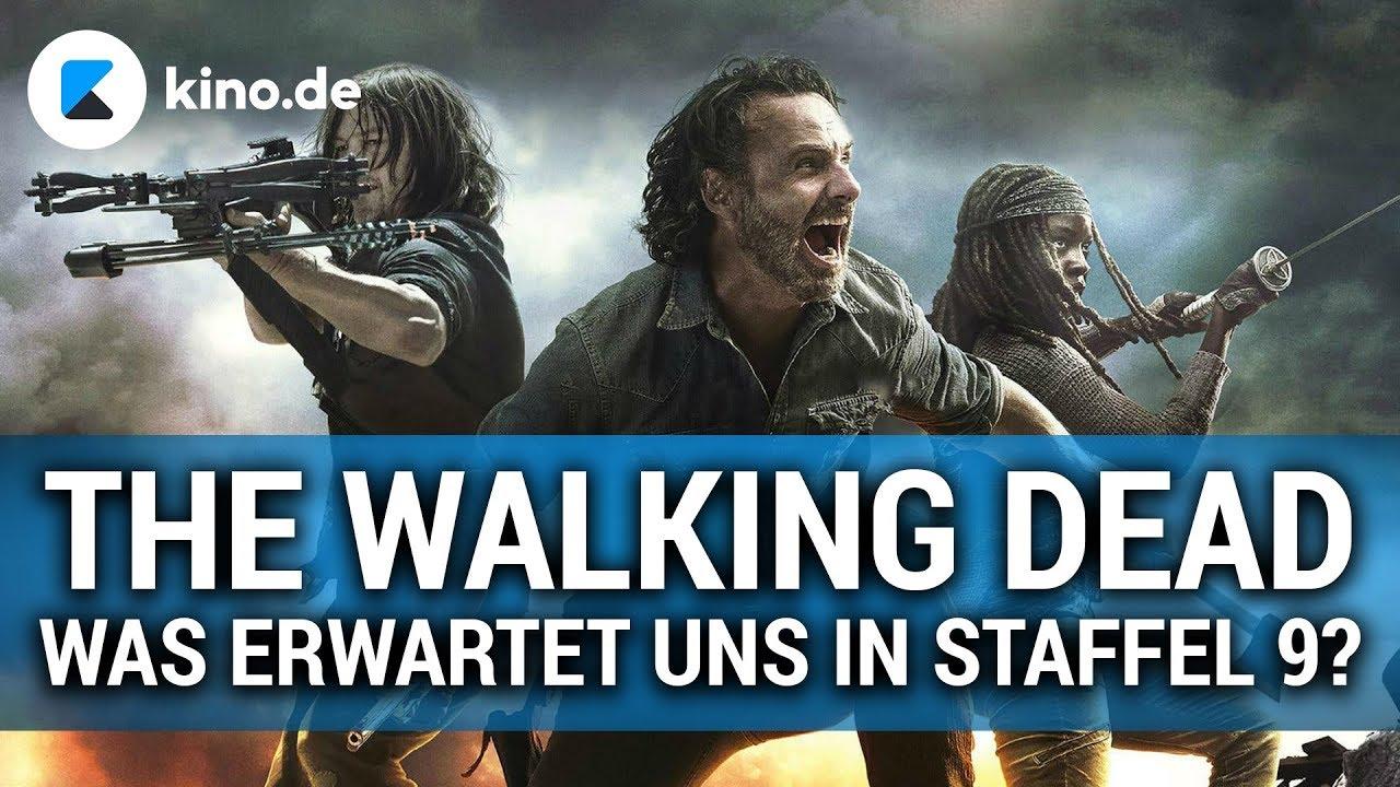the walking dead staffel 9 start