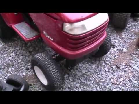 Bon 2004 Craftsman GT5000 Garden Tractor 6 Speed